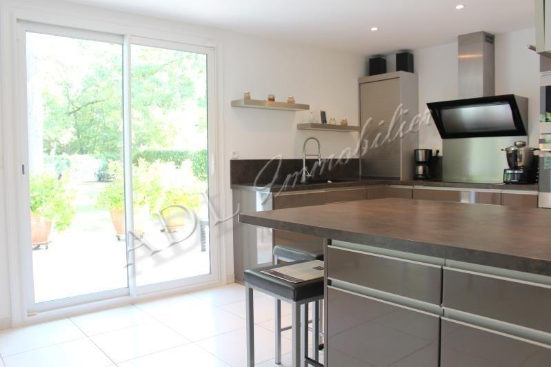 Deluxe sale house / villa Lamorlaye 585000€ - Picture 3