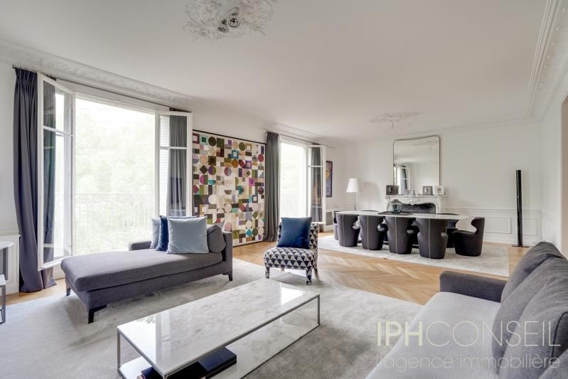 Deluxe sale apartment Neuilly sur seine 2200000€ - Picture 2