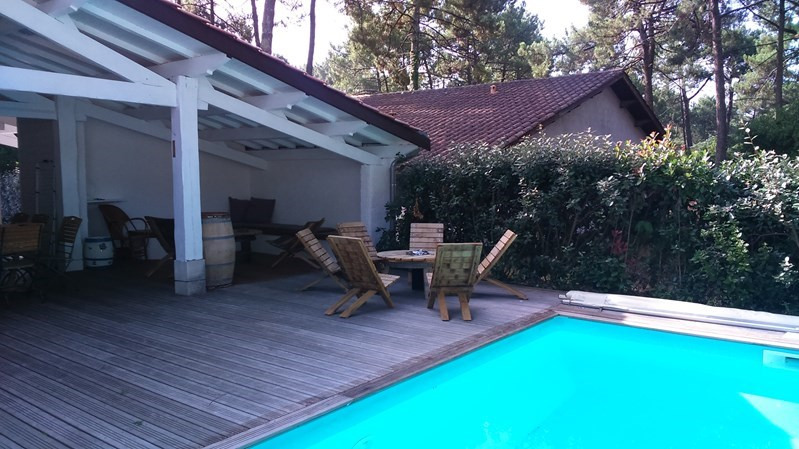 Location vacances maison / villa Lacanau ocean 1175€ - Photo 1