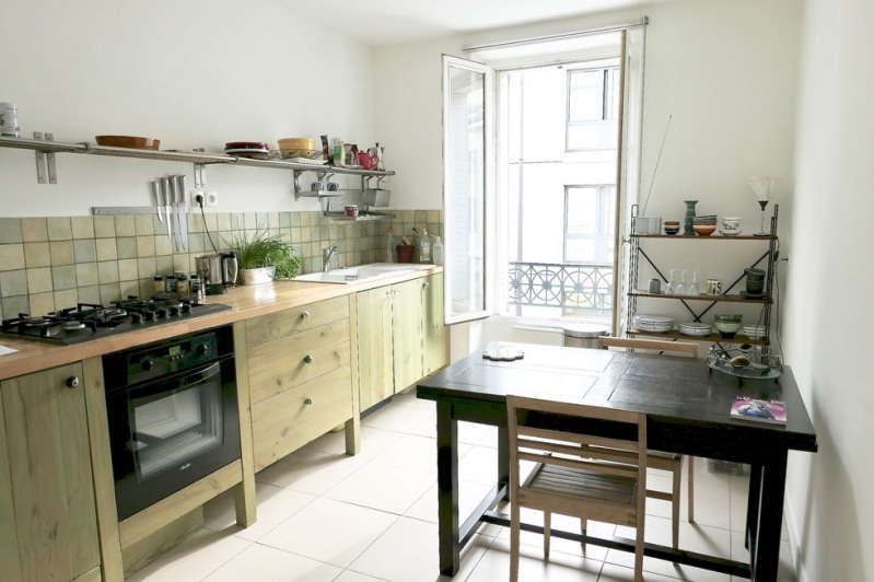Sale apartment Paris 20ème 750000€ - Picture 4