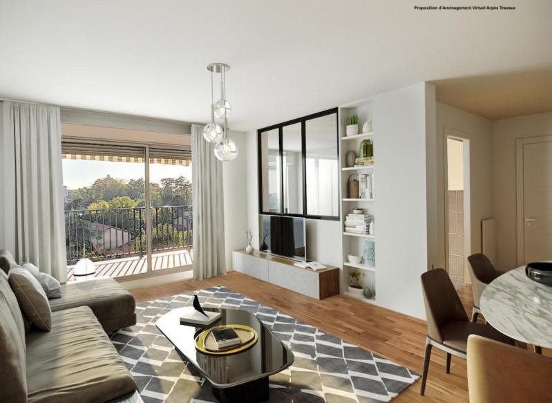 Appartement Rénové - 92,9 m² - 3 ch