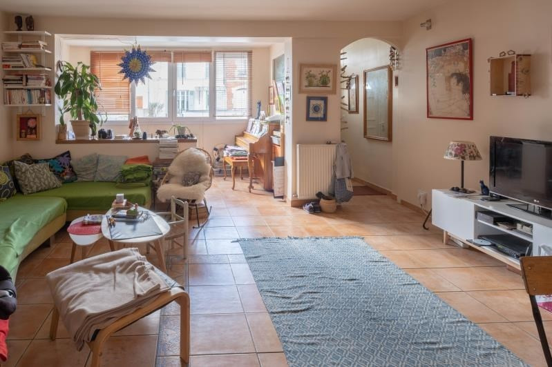 Venta  casa Nanterre 740000€ - Fotografía 2