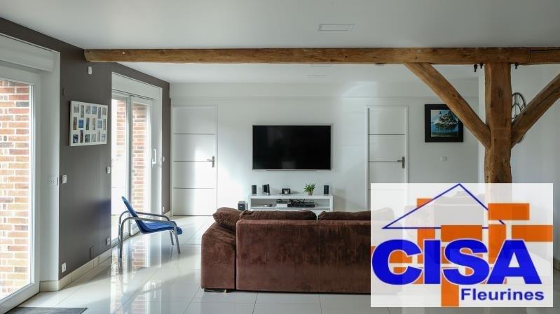 Sale house / villa Sacy le grand 315000€ - Picture 2