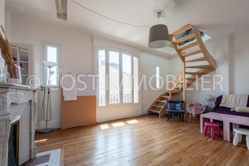 Venta  apartamento Bois colombes 419000€ - Fotografía 2