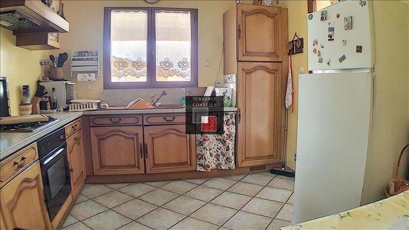 Vente maison / villa Jassans riottier 319000€ - Photo 3