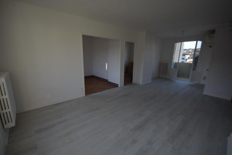 Sale apartment Bourgoin jallieu 89500€ - Picture 1