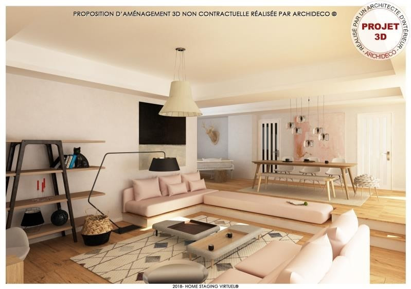 Vendita casa Pleuven 299250€ - Fotografia 3