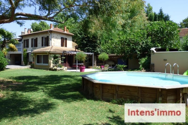 Vente maison / villa Chanos curson 398 000€ - Photo 1