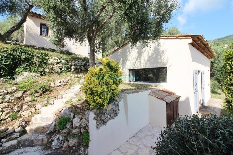 Vente de prestige maison / villa Le tignet 1070000€ - Photo 16