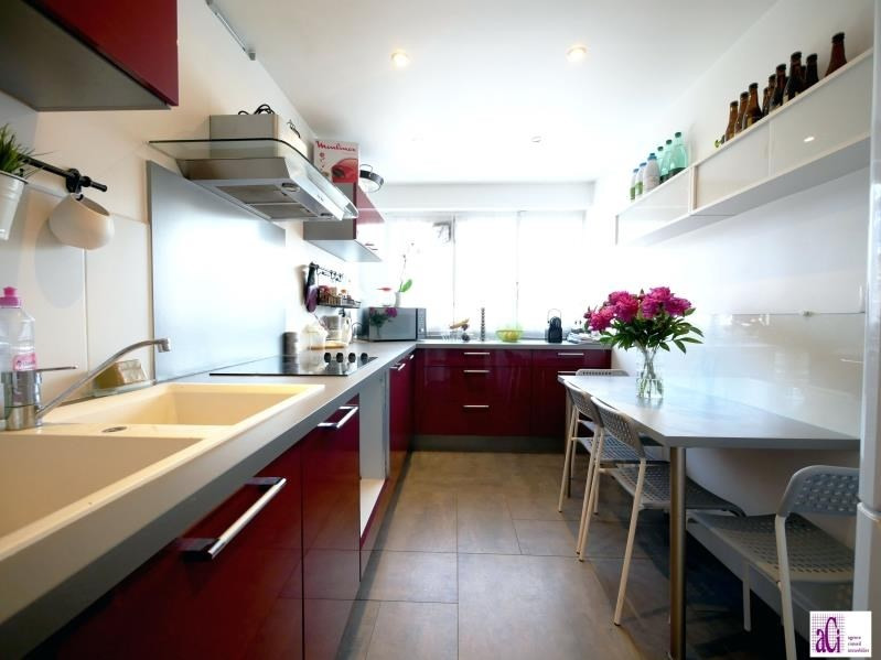 Sale apartment Fresnes 294000€ - Picture 2