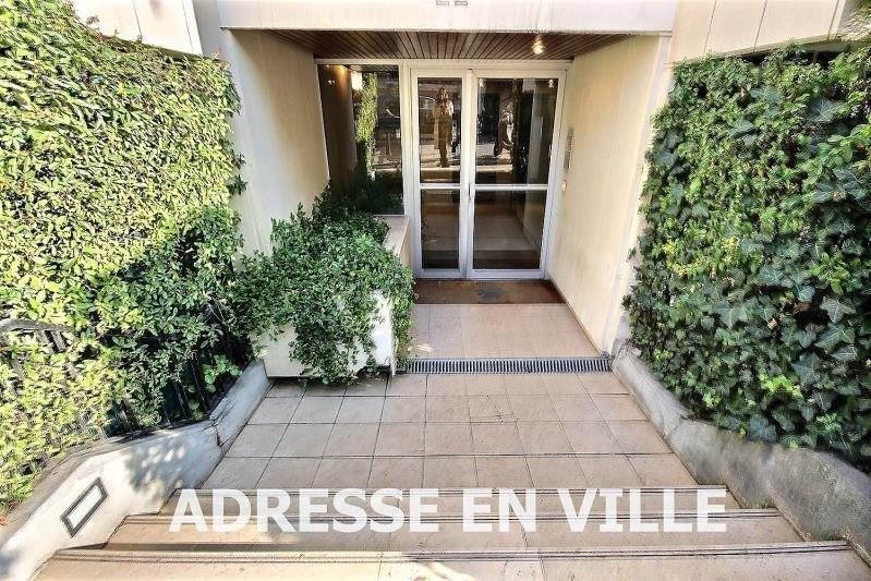 Venta  apartamento Levallois perret 510000€ - Fotografía 3