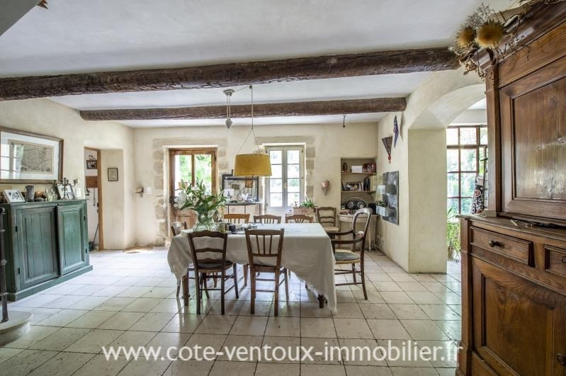 Vente maison / villa Sarrians 525 000€ - Photo 2