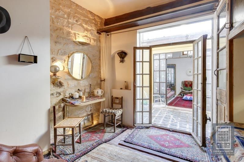 Sale apartment Paris 18ème 885000€ - Picture 3