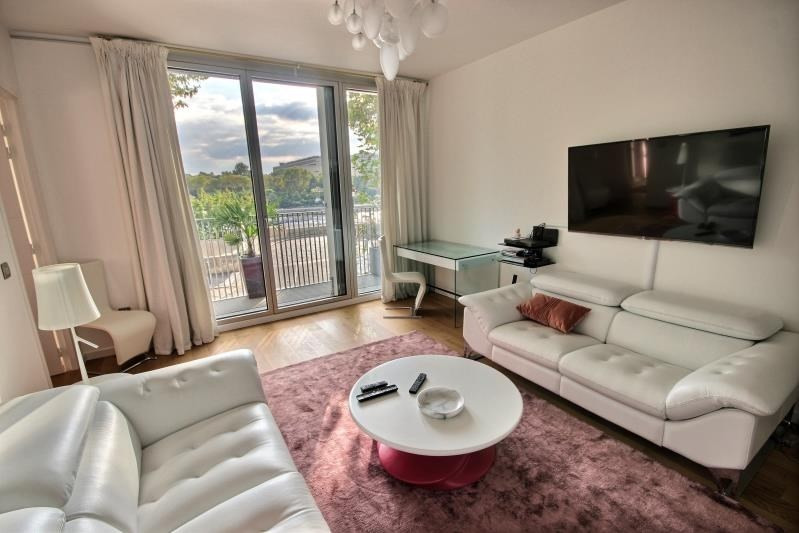 Vente de prestige appartement Paris 4ème 799 000€ - Photo 2