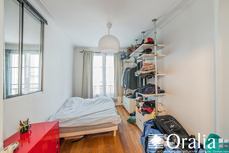 Vente appartement Paris 17ème 370000€ - Photo 4