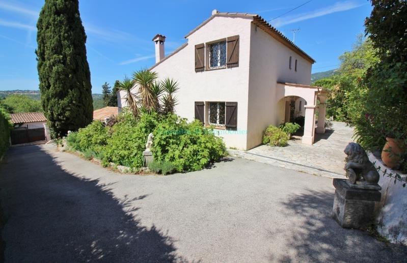 Vente maison / villa Grasse 475000€ - Photo 1
