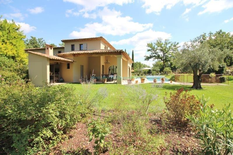 Vente de prestige maison / villa Tourrettes 1290000€ - Photo 6