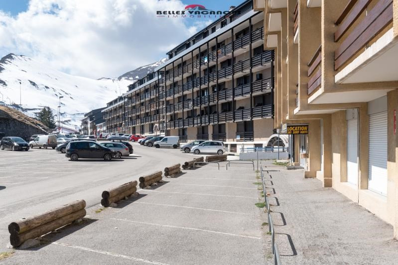 Sale apartment Saint-lary-soulan 50 000€ - Picture 8