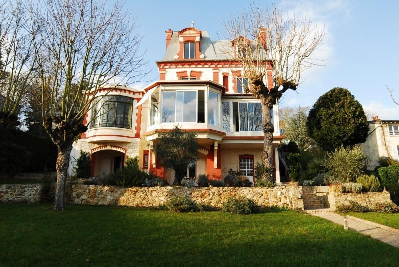 Deluxe sale house / villa Vaucresson 3 400 000€ - Picture 1