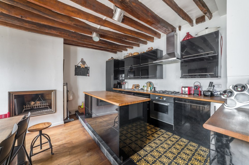 Vente de prestige appartement Paris 18ème 1 099 000€ - Photo 3