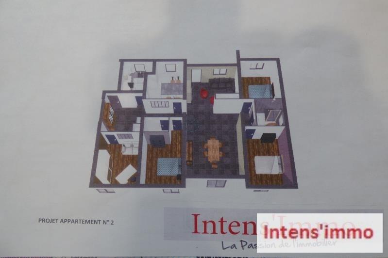 Sale apartment Romans sur isere 146200€ - Picture 1