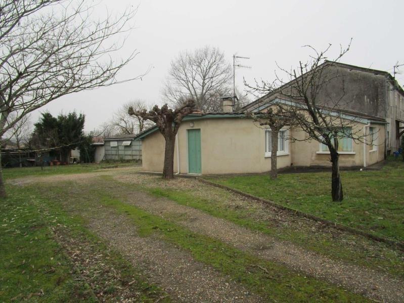 Vente maison / villa St medard de mussidan 80500€ - Photo 1