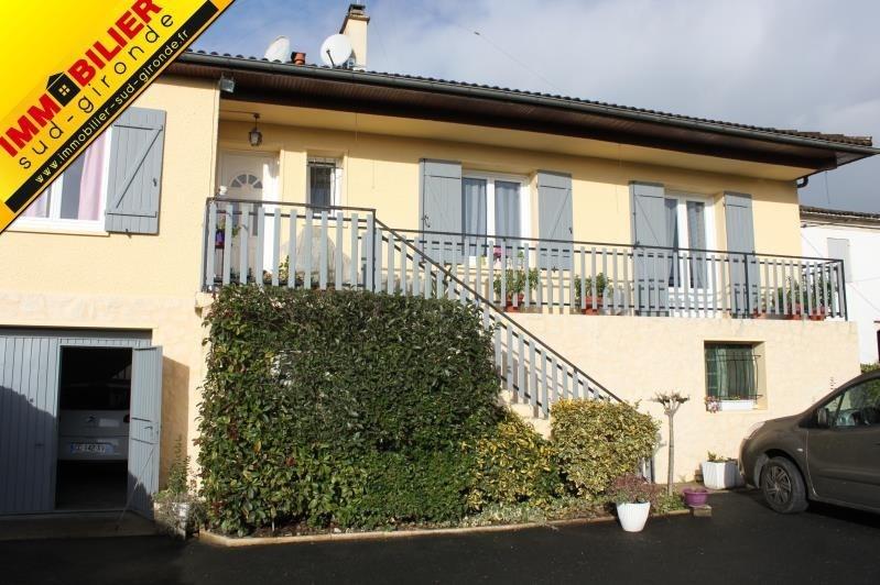 Sale house / villa Langon 228000€ - Picture 1