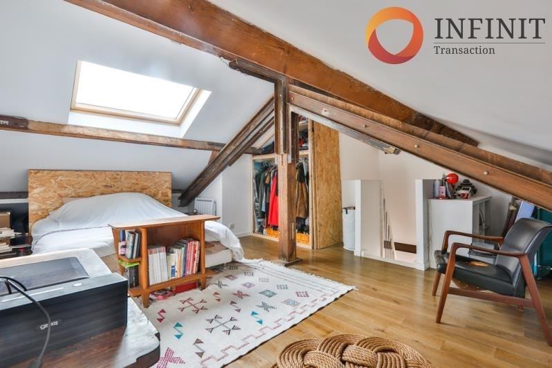 Vente appartement Paris 20ème 579000€ - Photo 5