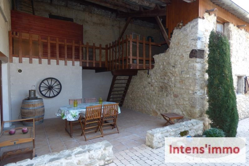 Sale house / villa Hostun 234000€ - Picture 2