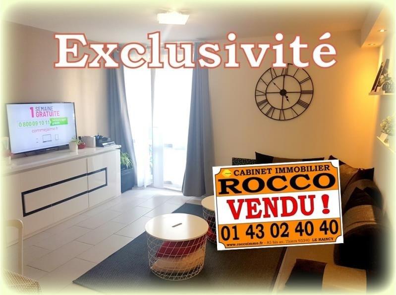 Vente appartement Le raincy 194000€ - Photo 1