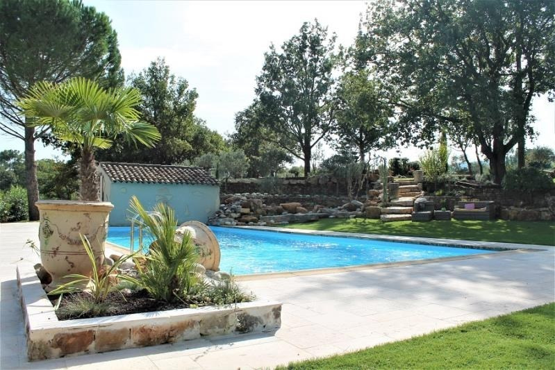 Vente de prestige maison / villa Ollieres 1522500€ - Photo 3