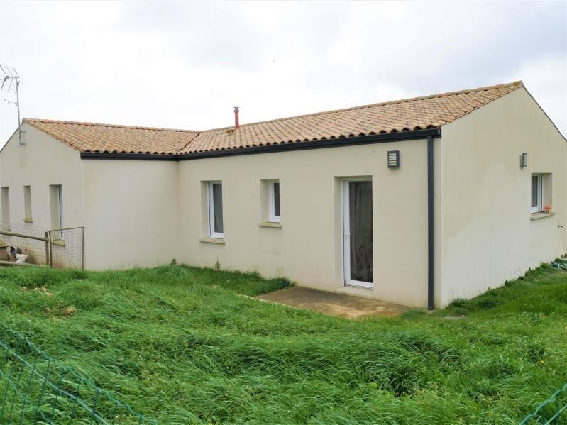 Vente maison / villa Cire d'aunis 213000€ - Photo 3