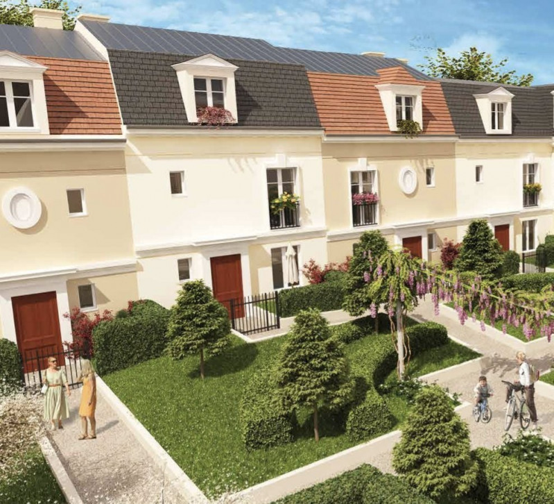 Sale house / villa Châtenay-malabry 605500€ - Picture 10