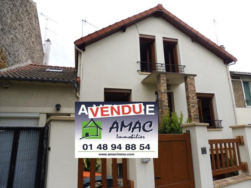 Vente maison / villa Villemomble 269000€ - Photo 1