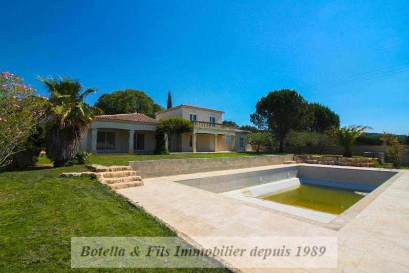 Vente de prestige maison / villa Uzes 625000€ - Photo 2