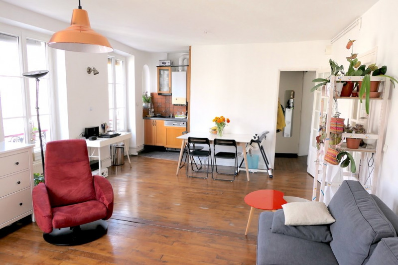 Sale apartment Paris 19ème 530 000€ - Picture 2