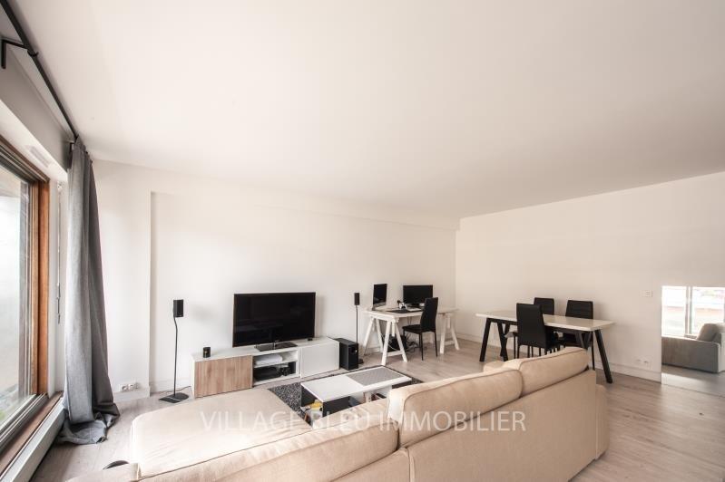 Vente appartement Paris 17ème 643200€ - Photo 2