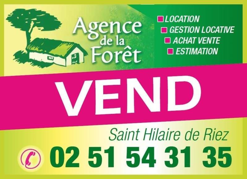 Vente terrain St hilaire de riez 83600€ - Photo 2