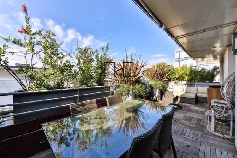 Immobile residenziali di prestigio appartamento Paris 17ème 1163000€ - Fotografia 2