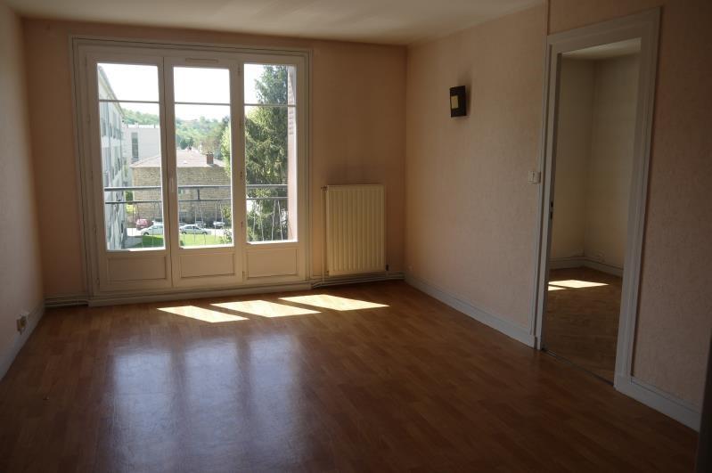 Revenda apartamento Vienne 96000€ - Fotografia 1