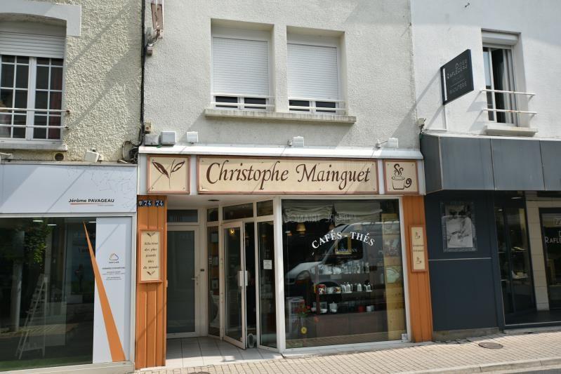 Vente immeuble Cholet 123625€ - Photo 1