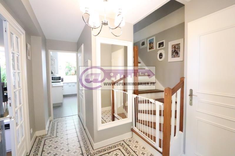 Sale house / villa Montmagny 390000€ - Picture 2