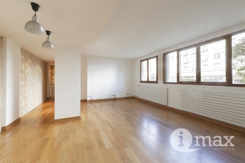 Sale apartment Levallois perret 545000€ - Picture 1