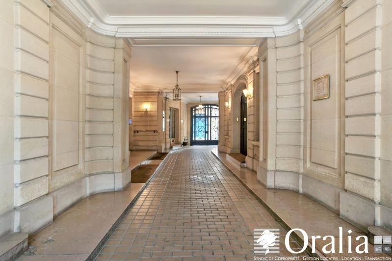 Vente de prestige appartement Paris 16ème 2910000€ - Photo 10