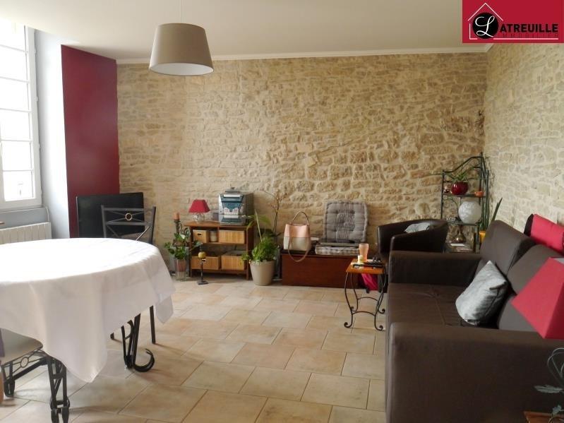 Location maison / villa Gemozac 590€ CC - Photo 1