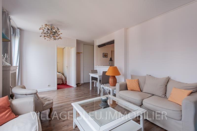 Sale apartment Villeneuve la garenne 207000€ - Picture 4