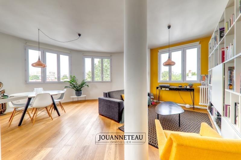 Vente appartement Vanves 483000€ - Photo 1