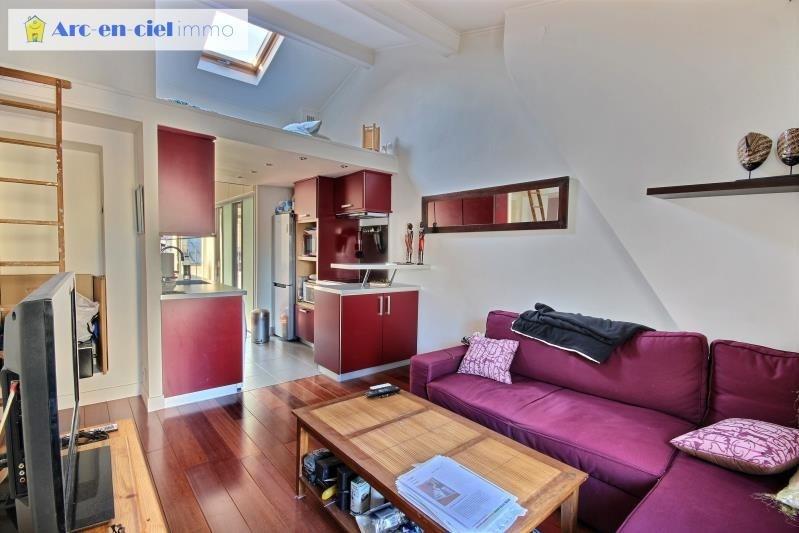 Vente appartement Paris 18ème 440000€ - Photo 4