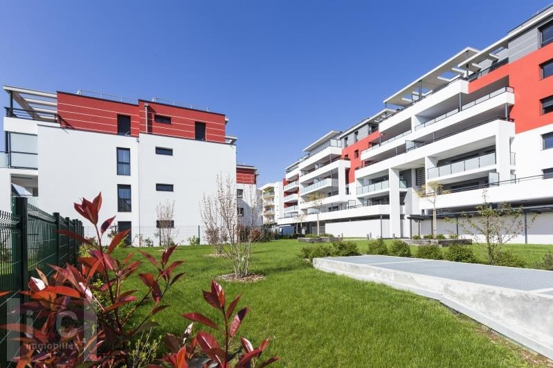 Investment property apartment Ferney voltaire 365 000€ - Picture 1