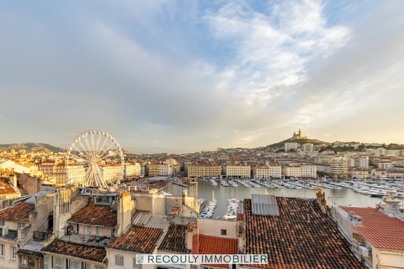 Vente de prestige appartement Marseille 2ème 1230000€ - Photo 2